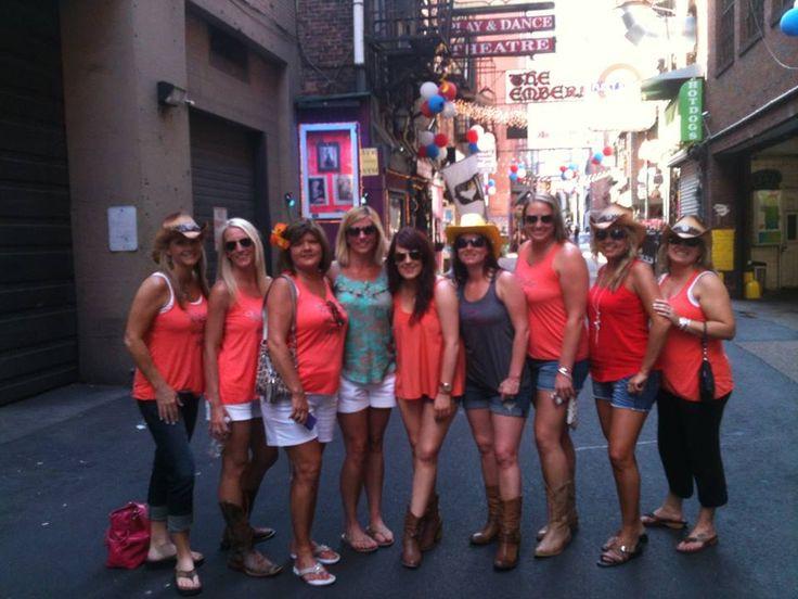 Nashville Bachelorette Party Ideas  Nashville is the new Vegas when it es to bachelor and