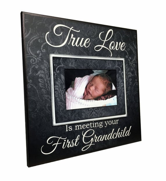 New Grandmother Gift Ideas  New Grandparent Gift Picture Frame For Grandmother