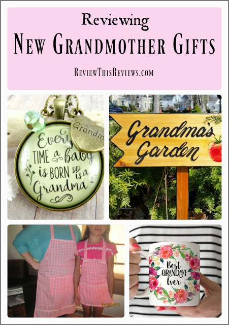New Grandmother Gift Ideas  Reviewing New Grandmother Gifts