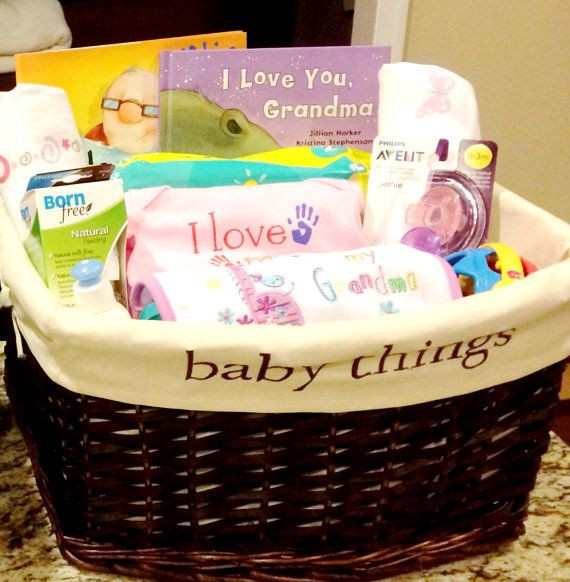 New Grandmother Gift Ideas  Is there a soon to be grandma in your life Get her the