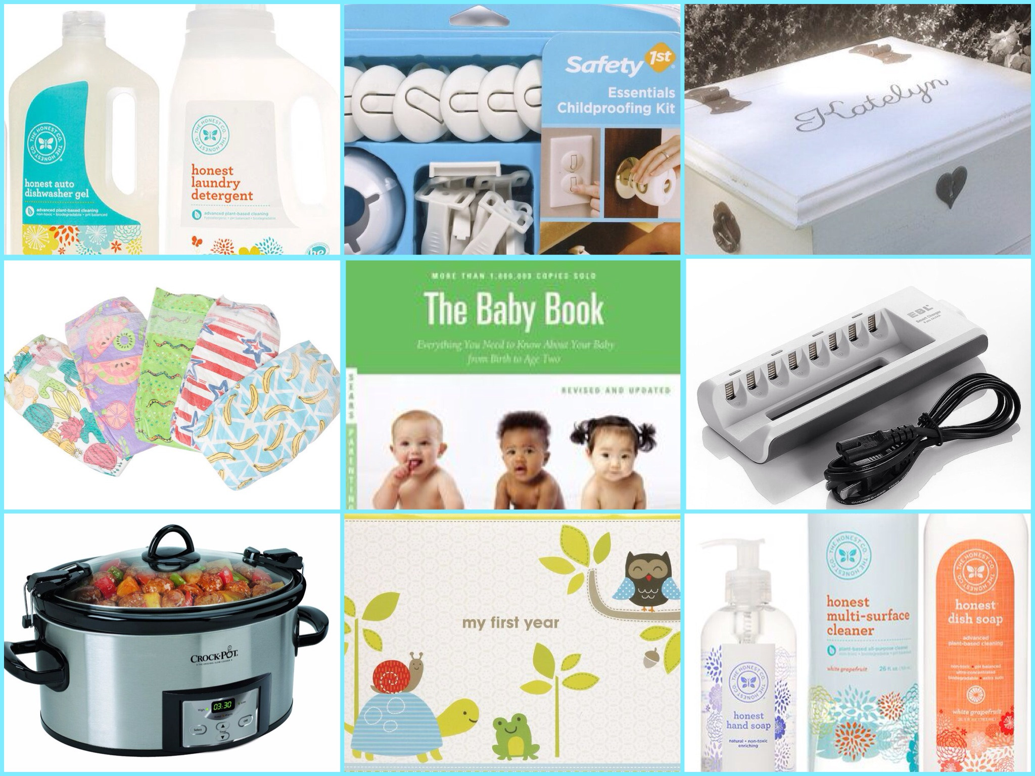 Newborn Baby Gift Ideas For Parents  8 of the Best and Most Useful Gift Ideas for New Parents