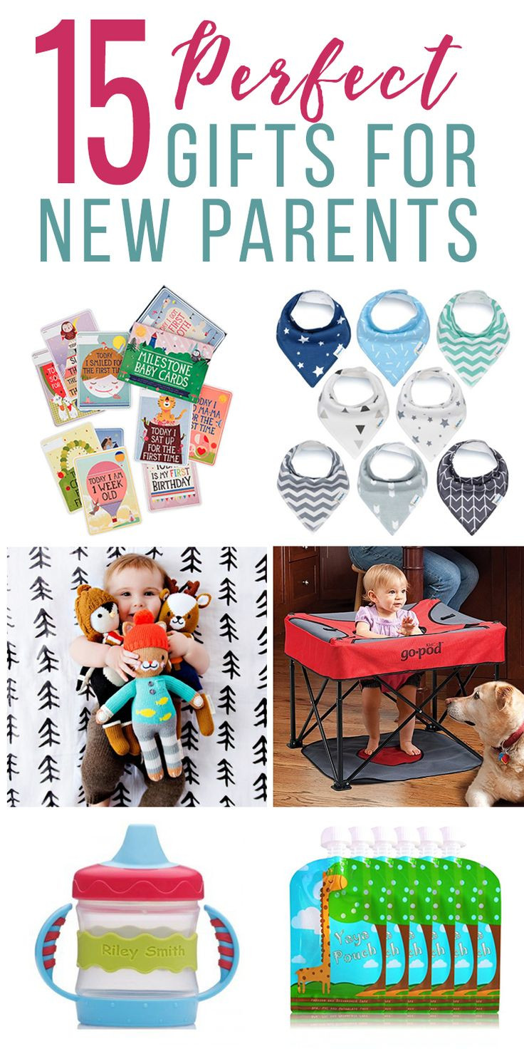 Newborn Baby Gift Ideas For Parents  25 best ideas about Gifts for new parents on Pinterest