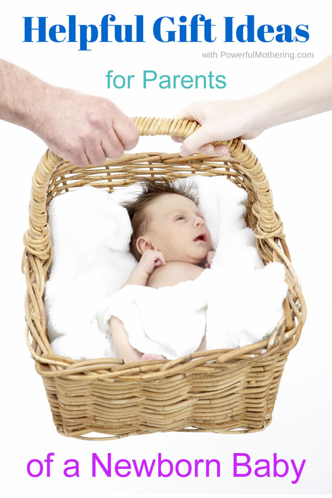 Newborn Baby Gift Ideas For Parents  Gift Ideas for Parents of a Newborn Baby