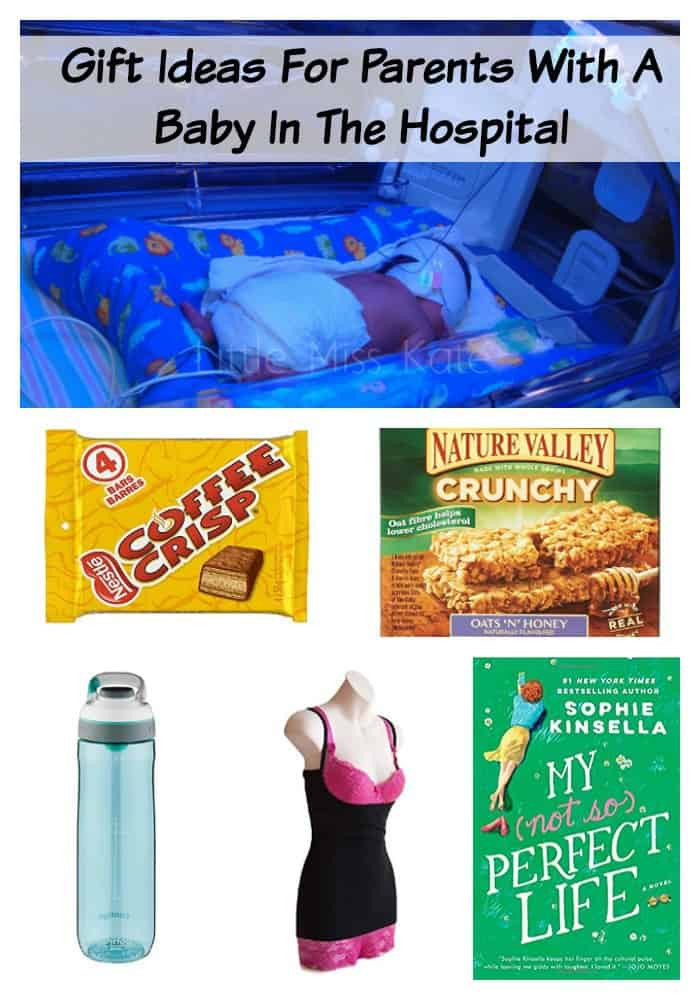 Newborn Baby Gift Ideas For Parents  Gift Ideas For Parents With A Baby In The Hospital