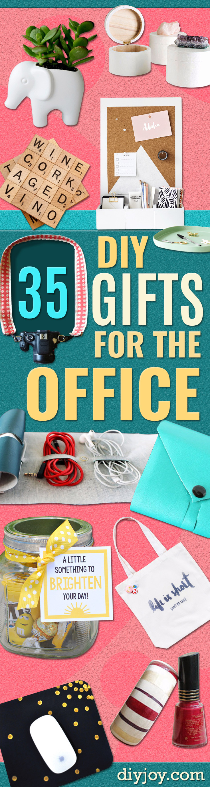 Office Holiday Gift Ideas  35 Cheap and Easy Gifts for The fice