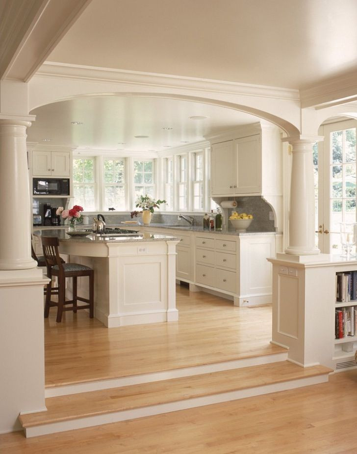 Open Kitchen Design  Open Concept Kitchen Living Room Design Ideas – The WoW Style