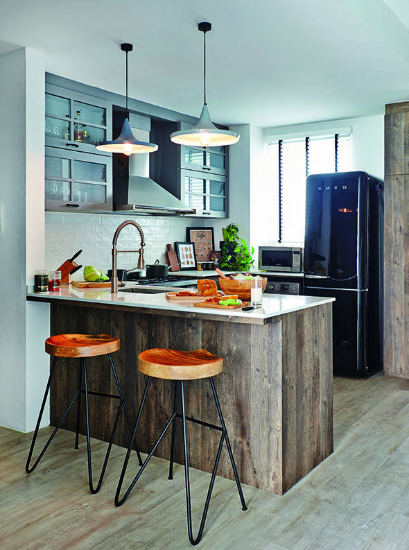 Open Kitchen Design  Great open concept kitchens in HDB flats and apartments