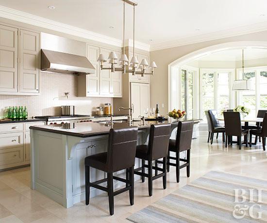 Open Kitchen Design  Open Kitchen Layouts