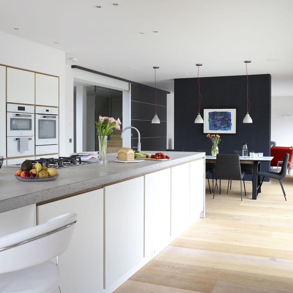 Open Kitchen Design  Open plan kitchen design ideas