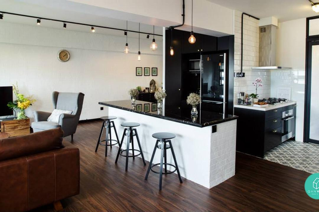Open Kitchen Design  3 Open Concept Kitchen Ideas For Small Homes