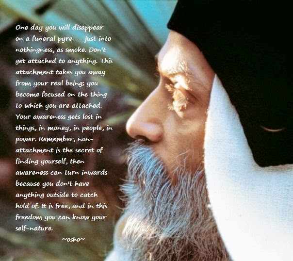 Osho Quote On Life  Life and spirituality osho quotes