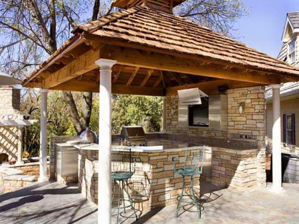 Outdoor Kitchen Designs  Top 15 Outdoor Kitchen Designs and Their Costs