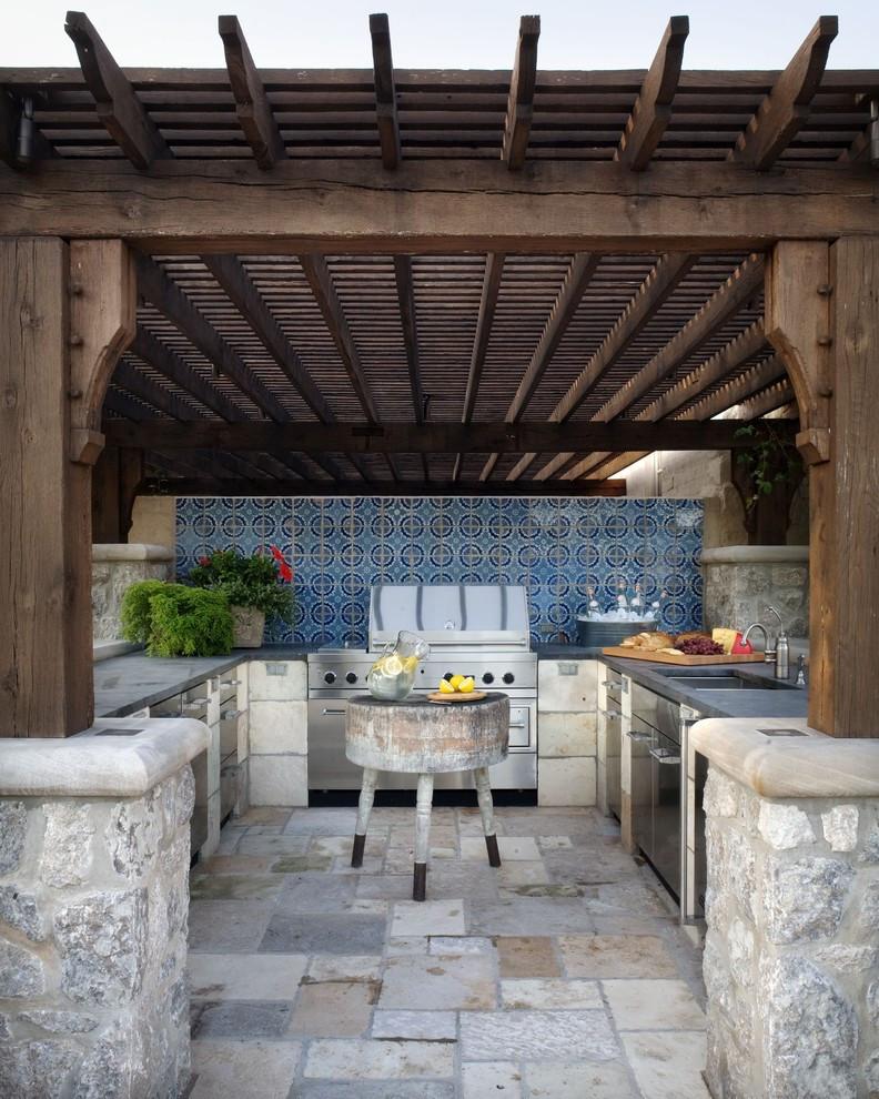 Outdoor Kitchen Designs  95 Cool Outdoor Kitchen Designs DigsDigs