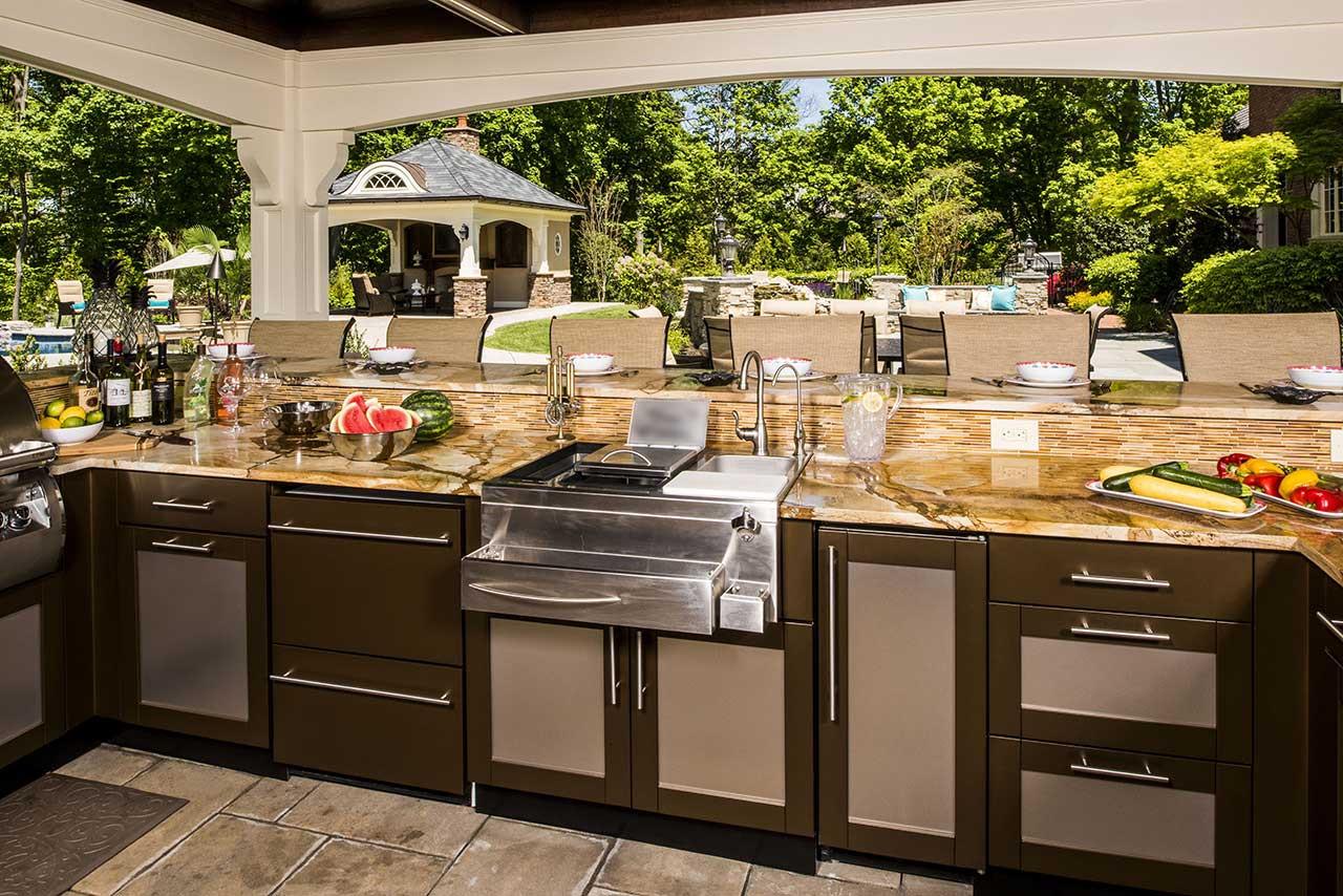 Outdoor Kitchen Designs  Outdoor Kitchen Design Ideas