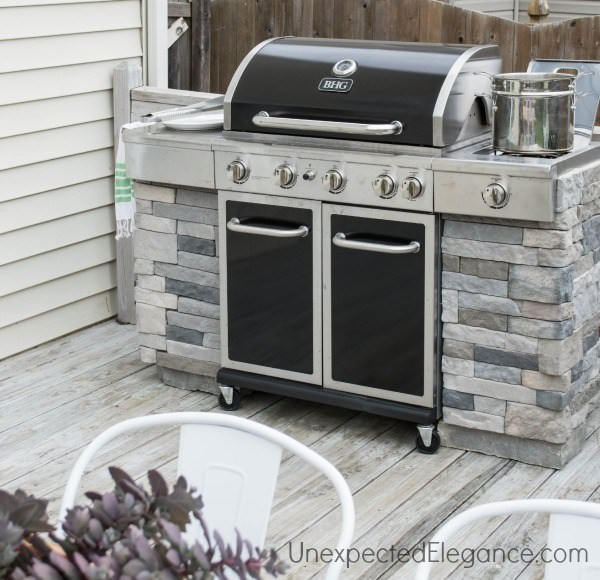 Outdoor Kitchen Diy  DIY Outdoor Kitchens and Grilling Stations