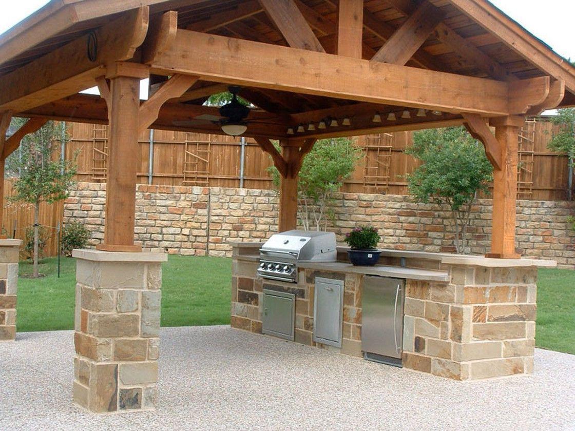 Outdoor Kitchen Diy  diy outdoor kitchens on a bud Outdoor Kitchen