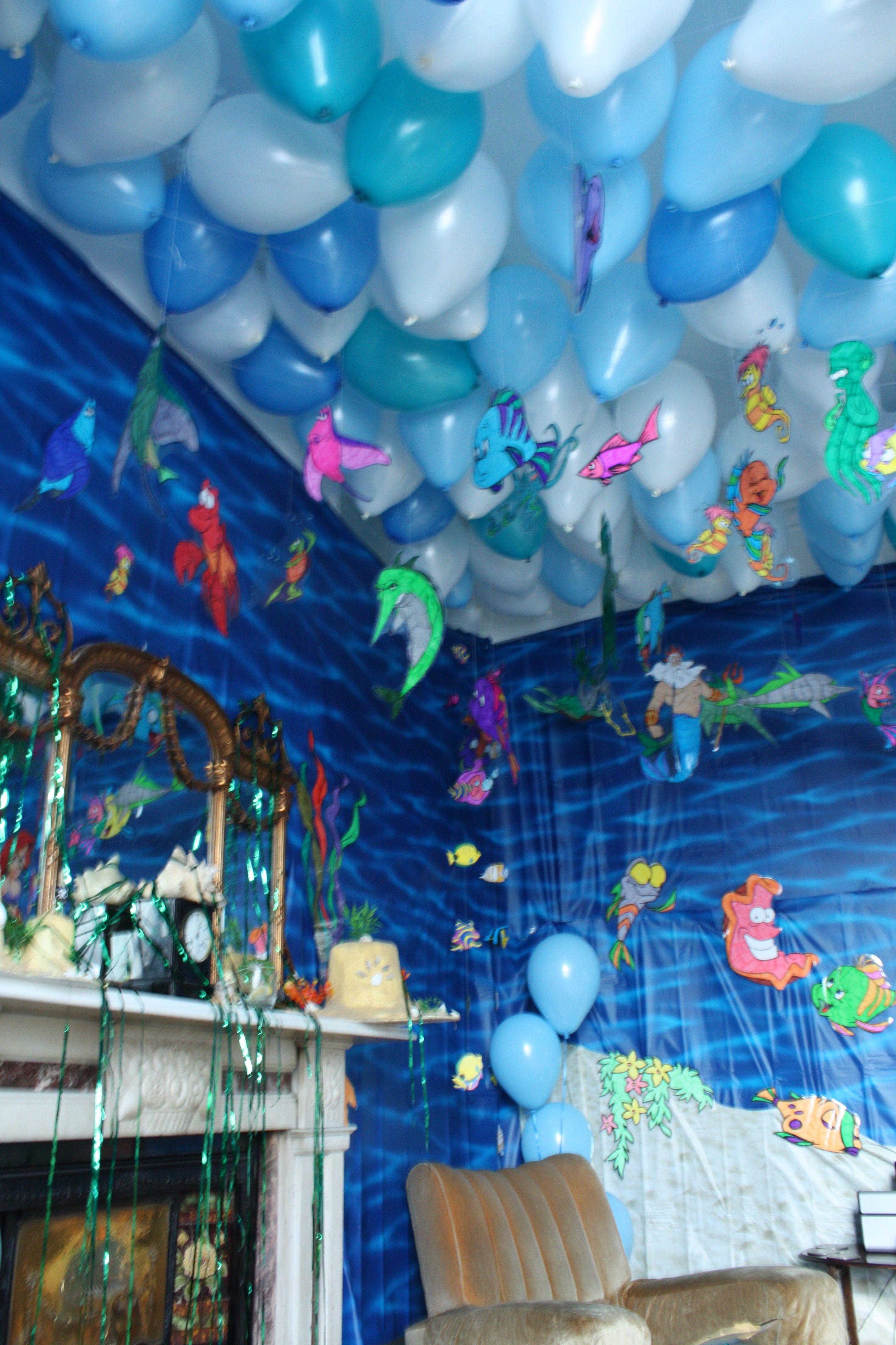 Party Ideas Little Mermaid  Baking meets Disney A Little Mermaid Hen Do