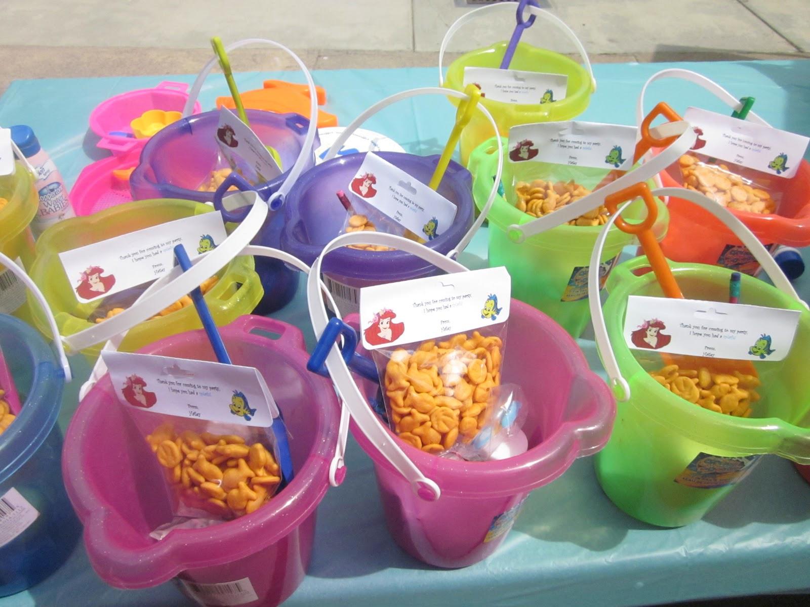 Party Ideas Little Mermaid  Pintresting Challenge Little Mermaid party