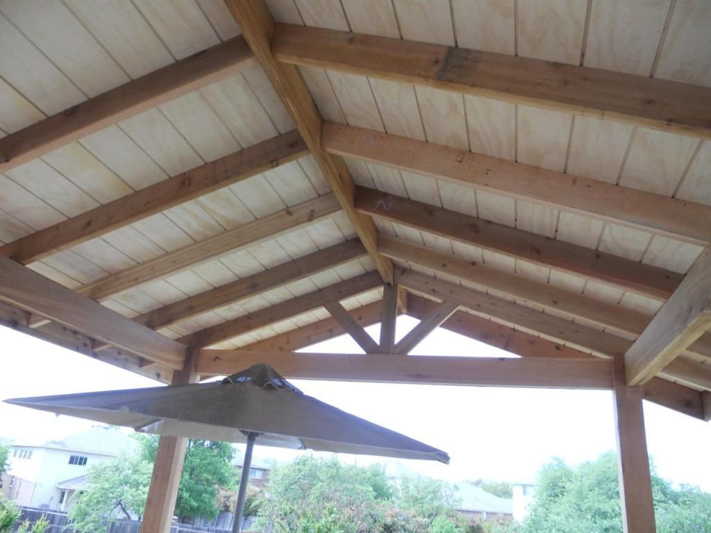 Patio Cover Plans DIY  Patio Cover Plans Free Standing pictures photos images