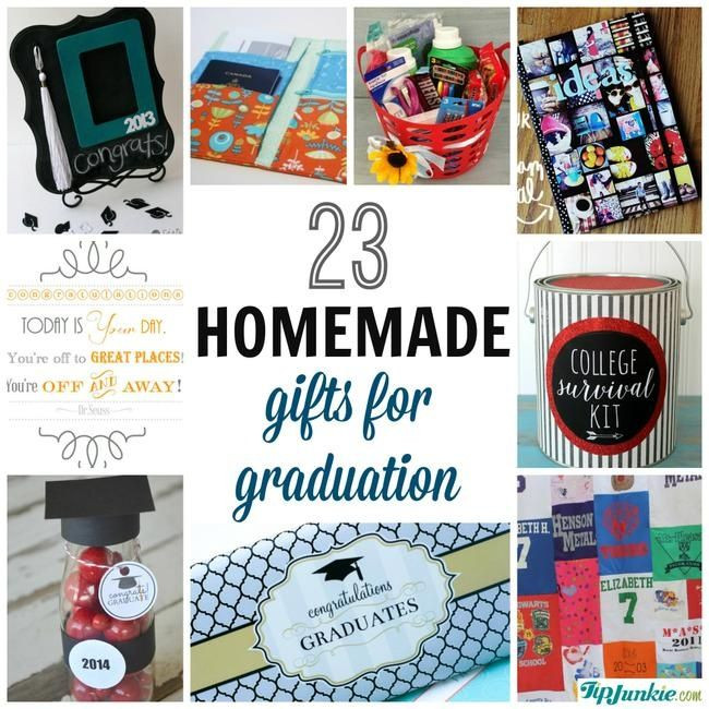 Phd Graduation Gift Ideas For Him  23 Easy Graduation Gifts You Can Make in a Hurry