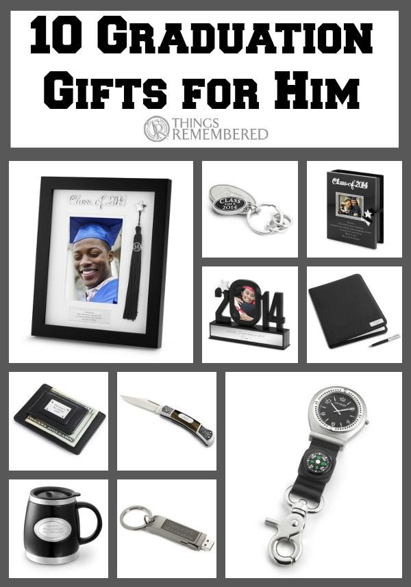 Phd Graduation Gift Ideas For Him  10 Graduation Gifts for Him
