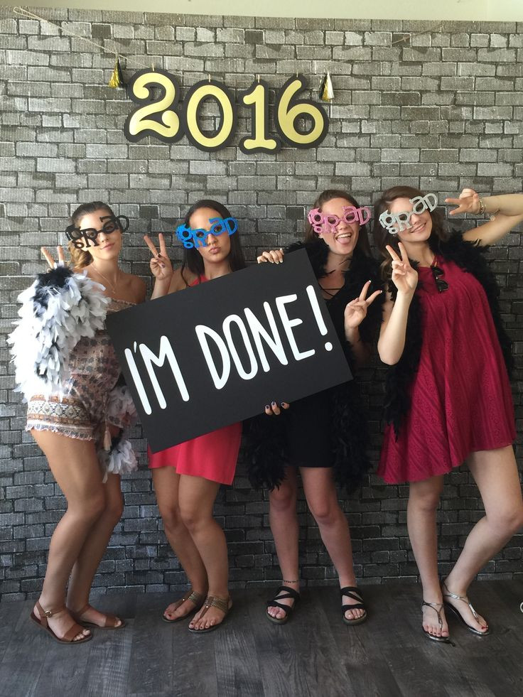 Photo Booth Ideas For Graduation Party  17 Best ideas about Booth Frame on Pinterest