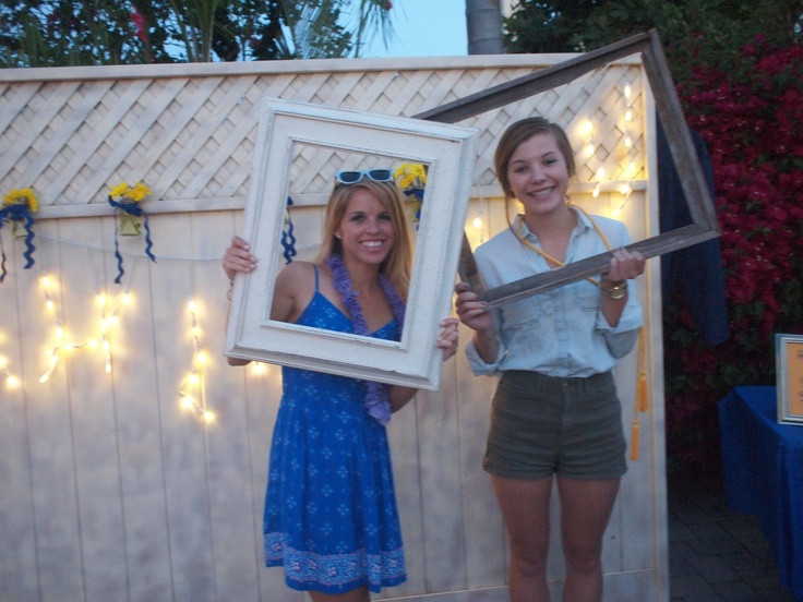 Photo Booth Ideas For Graduation Party  Grad Party Booth p h o t o g r a p h y