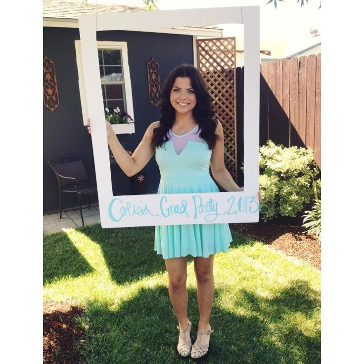 Photo Booth Ideas For Graduation Party  43 best images about Graduation ideas on Pinterest