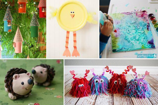 Pinterest Kids Crafts  kid crafts pinterest PhpEarth