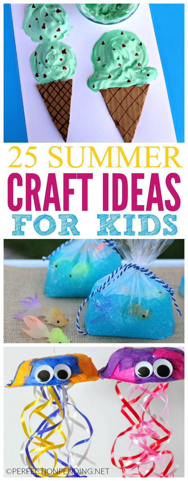 Pinterest Kids Crafts  25 best ideas about Kid Crafts on Pinterest