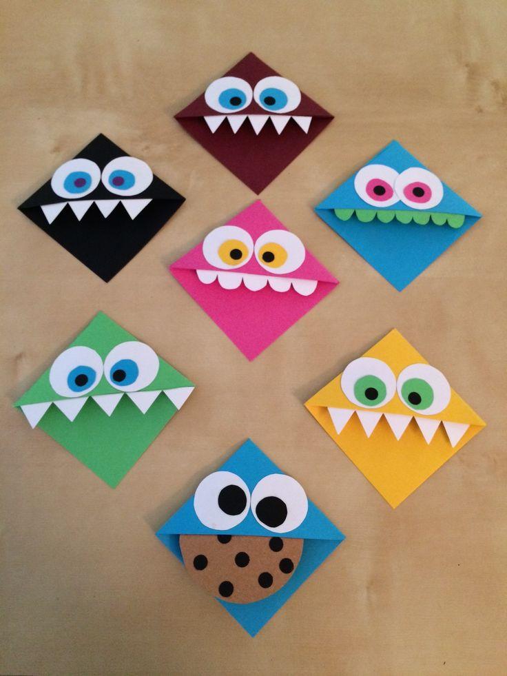Pinterest Kids Crafts  Best 25 Bookmark Craft ideas on Pinterest