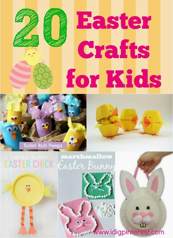 Pinterest Kids Crafts  Spring Crafts For Kids Pinterest