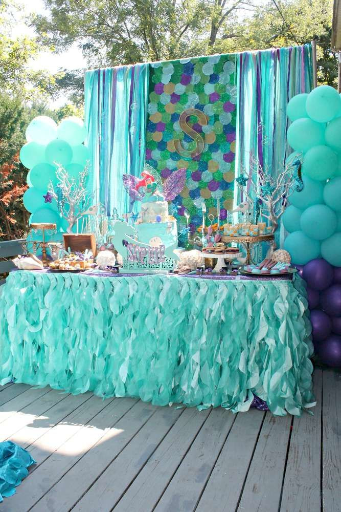 Pinterest Mermaid Party Ideas  3842 best Mermaid Party images on Pinterest
