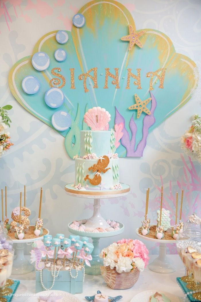 Pinterest Mermaid Party Ideas  3841 best images about Mermaid Party on Pinterest