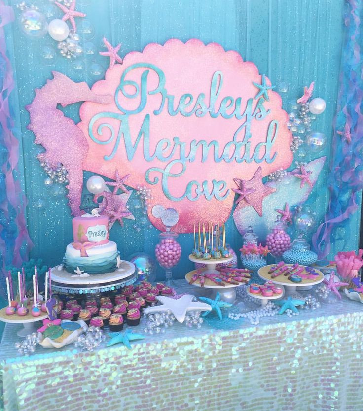 Pinterest Mermaid Party Ideas  25 best ideas about Mermaid parties on Pinterest