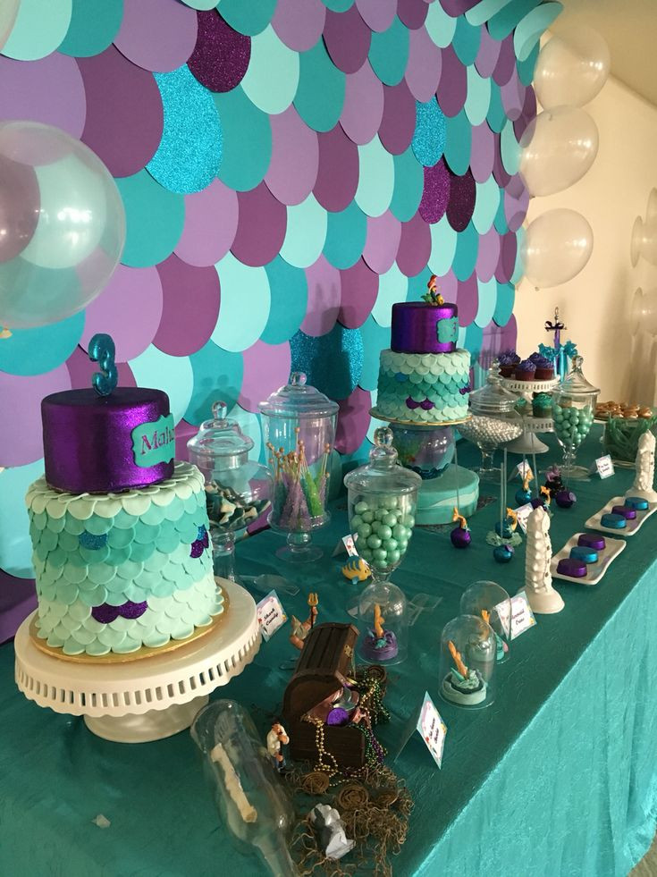 Pinterest Mermaid Party Ideas  1000 ideas about Mermaid Parties on Pinterest