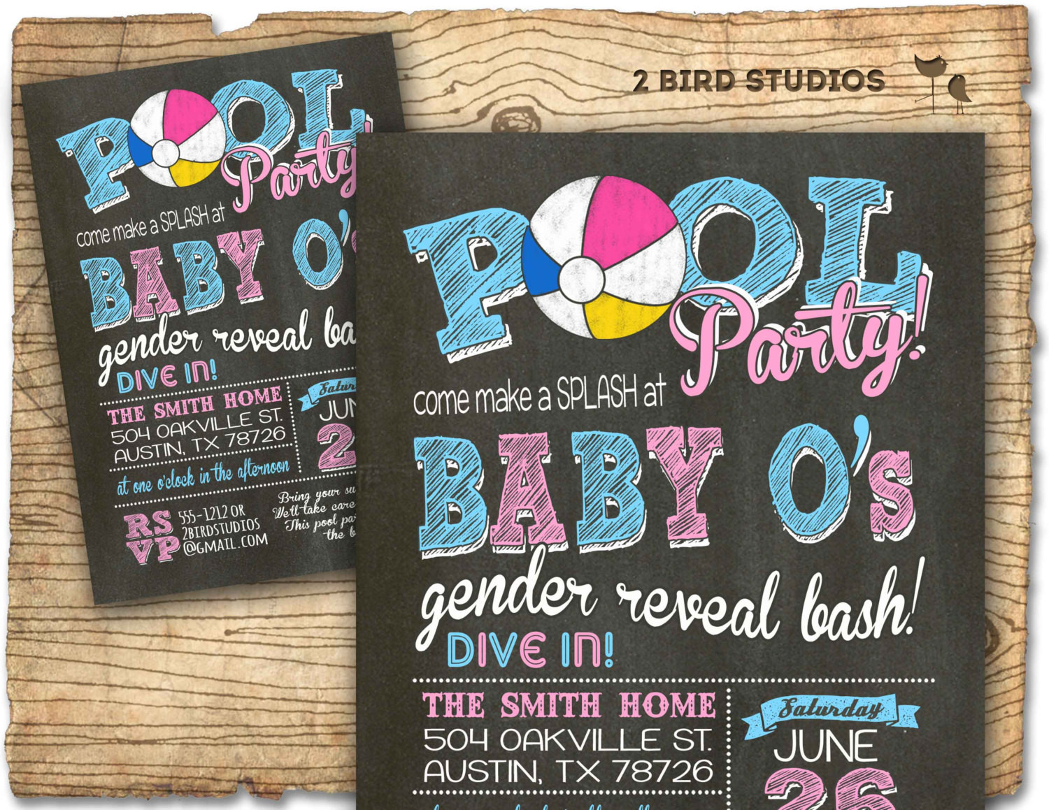 Pool Party Baby Shower Ideas  pool party gender reveal invitation pool party baby shower