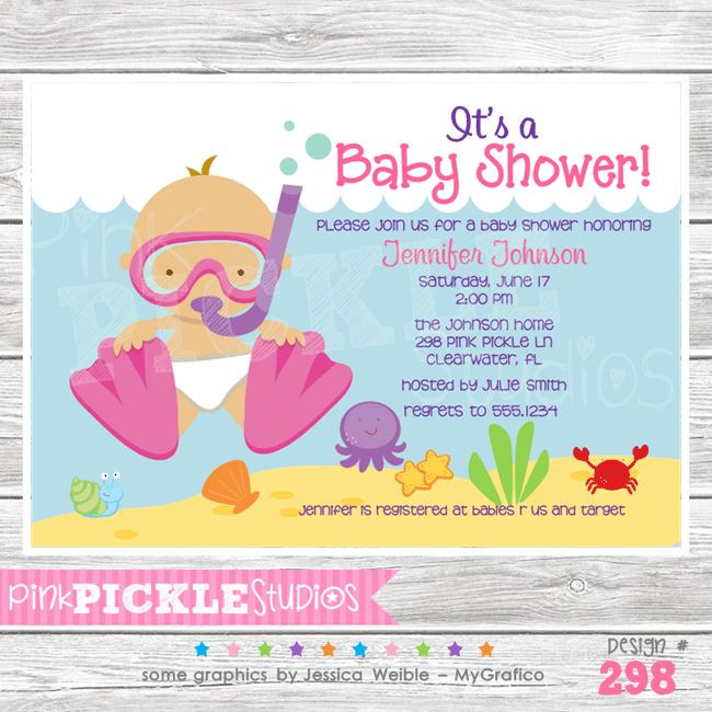 Pool Party Baby Shower Ideas  1000 images about Little Swimmer Baby Shower Pool Party