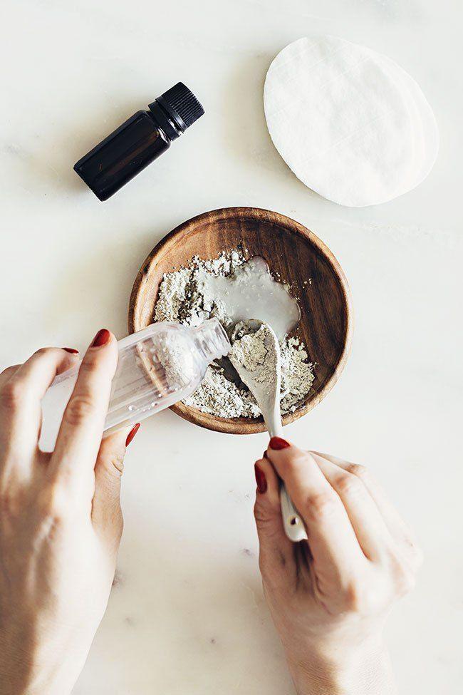 Pore Shrinking Mask DIY  6 Simple Ways to Shrink Your Pores