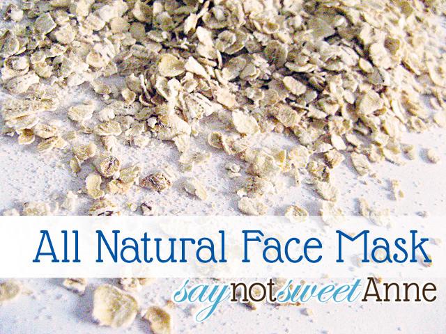 Pore Shrinking Mask DIY  How To Make an Amazing Pore Shrinking Mask Sweet Anne