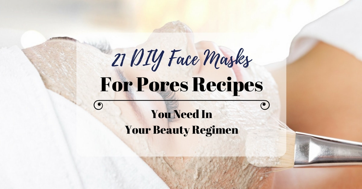 Pore Shrinking Mask DIY  21 DIY Pore Shrinking Face Masks You Need In Your Beauty