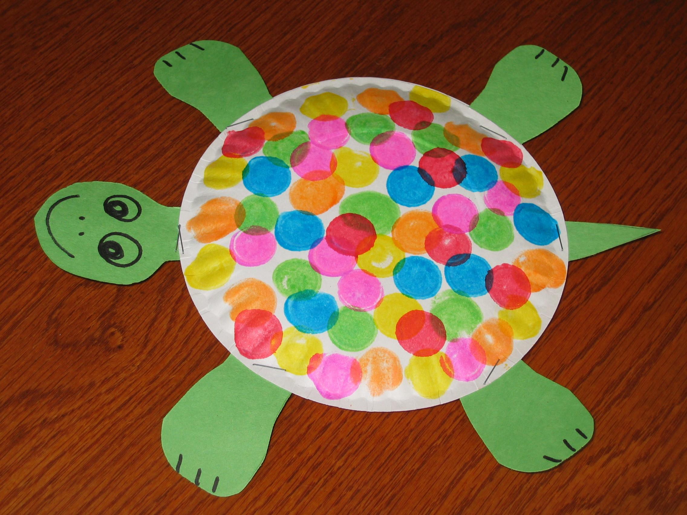 Preschool Arts And Crafts Ideas  40 Fun and Fantastic Paper Plate Crafts