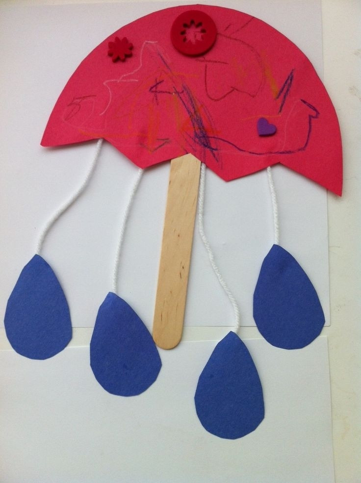 Preschool Arts And Crafts Ideas  Art And Craft Work For Kindergarten