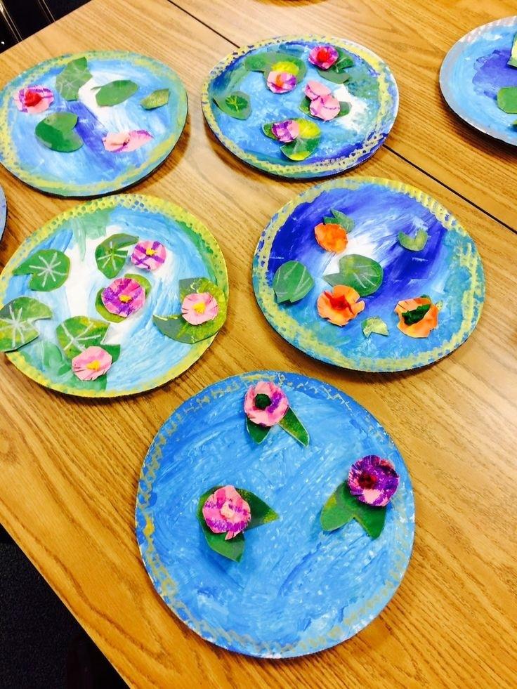 Preschool Arts And Crafts Ideas  Art And Craft For Kindergarten Students