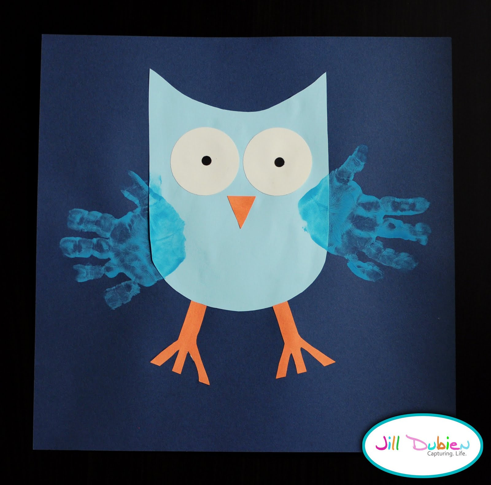 Preschool Arts Crafts  Owls Storytime on Pinterest