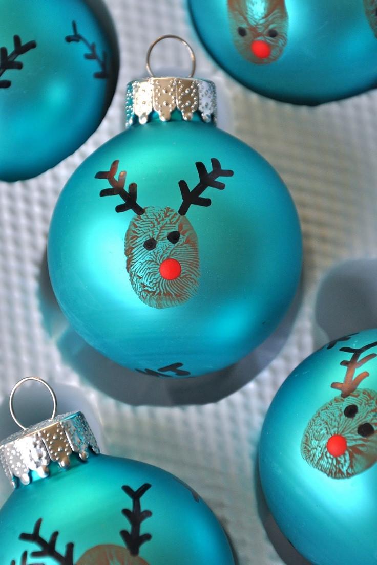 Preschool Christmas Ornament Craft Ideas  Top 10 DIY Christmas Ornaments