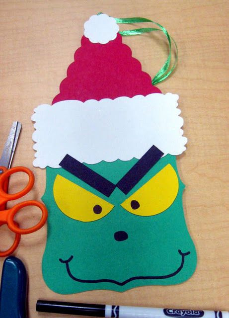 Preschool Christmas Ornament Craft Ideas  351 best images about Kinder Christmas Crafts on Pinterest