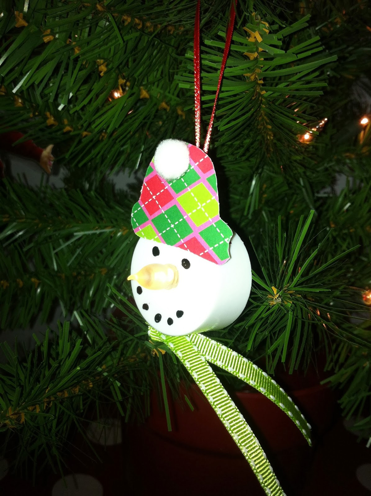 Preschool Christmas Ornament Craft Ideas  Mrs Goff s Pre K Tales Adorable Holiday Gifts for My