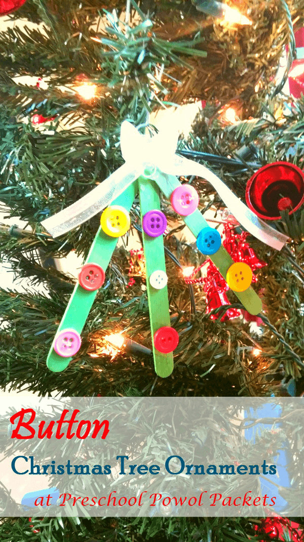 Preschool Christmas Ornament Craft Ideas  DIY Christmas Ornaments for Kids From ABCs to ACTs