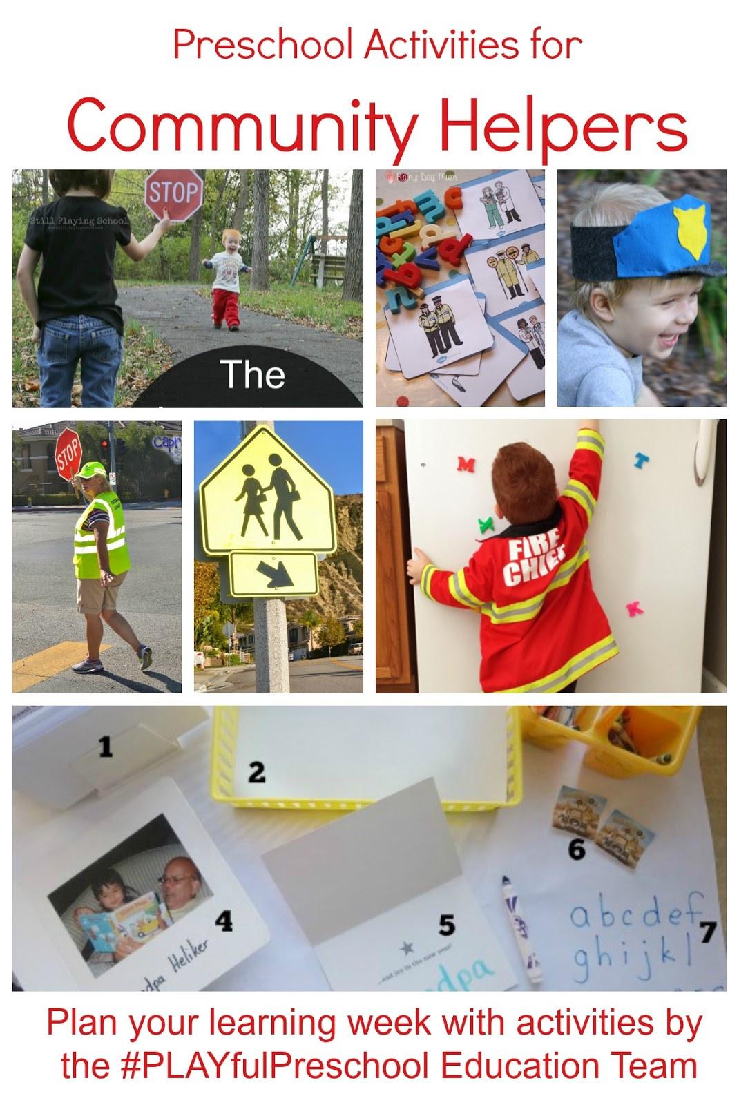 Preschool Crafts Activities  Free Preschool Thematic Lesson Plans PLAYfulpreschool